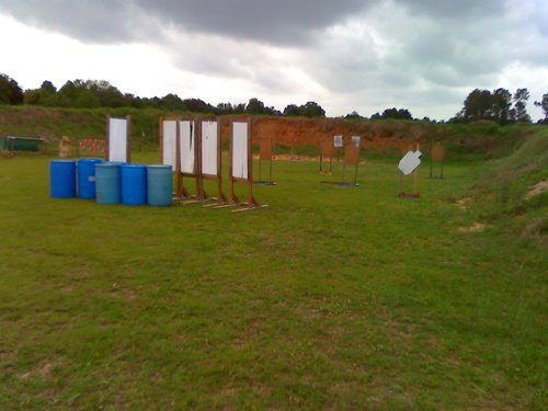 right side of the stage - with hostage target finish!